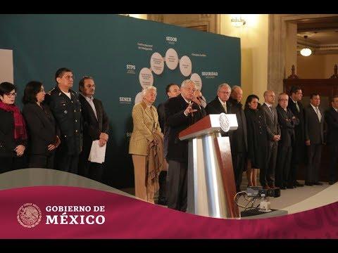 #ConferenciaPresidente | 27 de diciembre | Plan de Atención a las Instalaciones de PEMEX