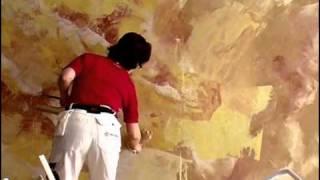 Видео урок №3. Тиккурила. Отделка стен