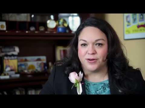 2018 American Dream Award: Sen. Luz Escamilla