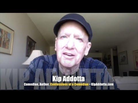 Comedian Kip Addotta confesses! INTERVIEW
