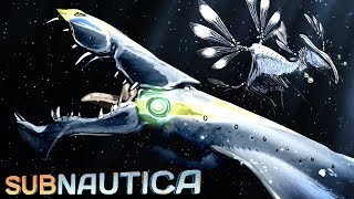 Subnautica - Arctic Expansion Early Access, NEW Confirmed Creatures & More! - Subnautica DLC Updates