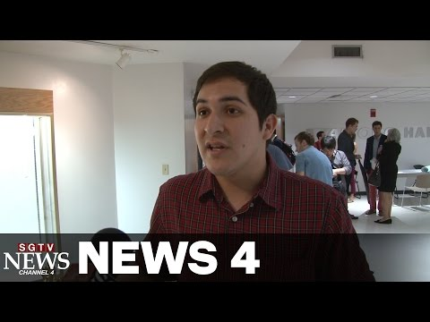 Backers and Hackers Competition | SGTV News4