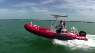 2016 Zodiac Nautic bateau semi-rigide et Mercury Marine moteur hors bord