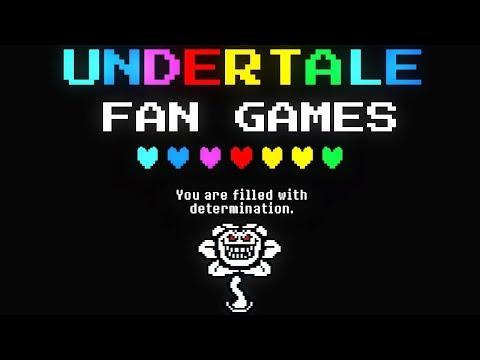 Undertale: The Fan Games! | NYEH HEH HEH!