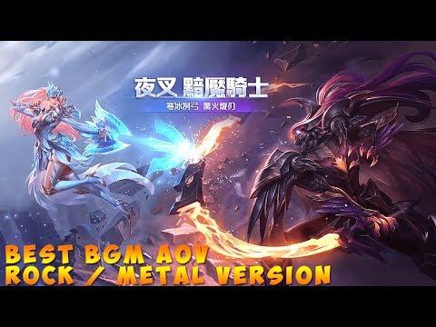 BEST BGM AOV - Music Metal / Rock Version Arena Of Valor