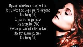 Смотреть клип песни: Meghan Trainor - Dance Like Yo Daddy
