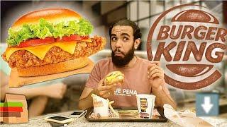 Baixar Experimentando: Novo Chicken Crisp do Burger King   Colornicornio