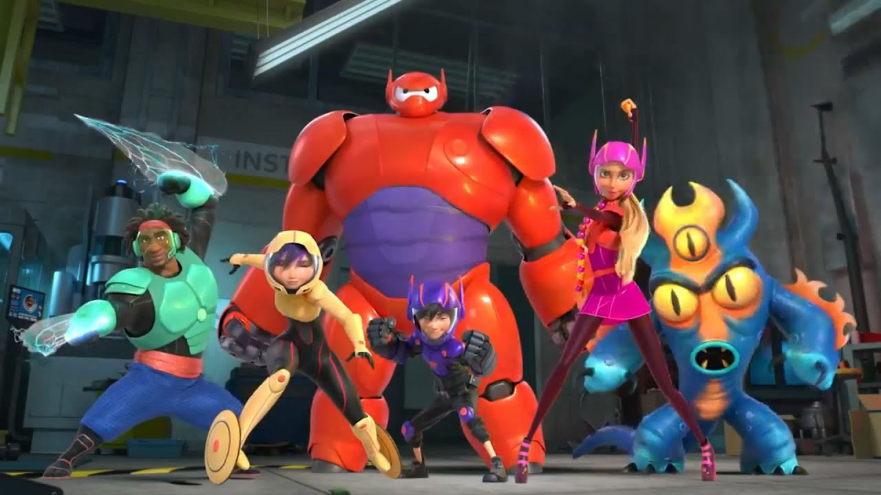 Big Hero 6 Kill Zombies Game - Play online at Y8.com