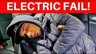AM DORMIT IN MASINA ELECTRICA...