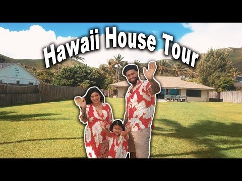 THE BANKS FAMILY NEW HOUSE TOUR! (HAWAII) thumbnail