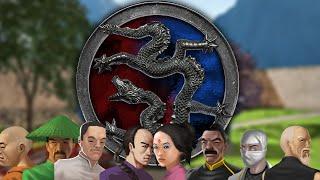 Dragon Fist 3D Trailer