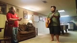 """Acoustic sensual cover of """"bloody underwear"""" by six feet under"""