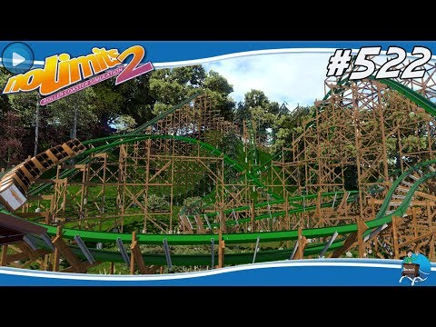 AWESOME RMC COASTER! - NO LIMITS #522
