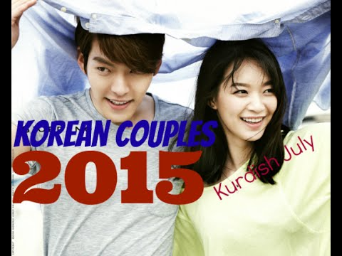 7 Korean Actors Who Are Dating Fellow Celebrities - YouTube