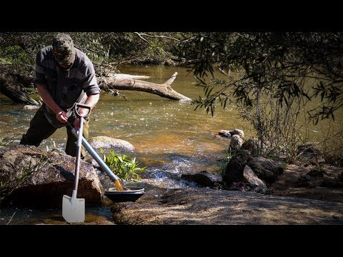 The Modern Gold Rush - Working Popular Creeks
