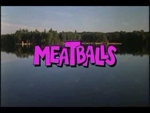 Meatballs - All the gruel you can eat