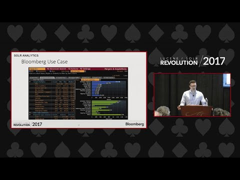 Analytics at Scale with the Analytics Component 2.0 - Houston Putman, Bloomberg LP