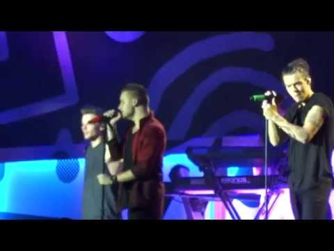 One Direction - Night Changes in Jakarta [On The Road Again Tour 2015]