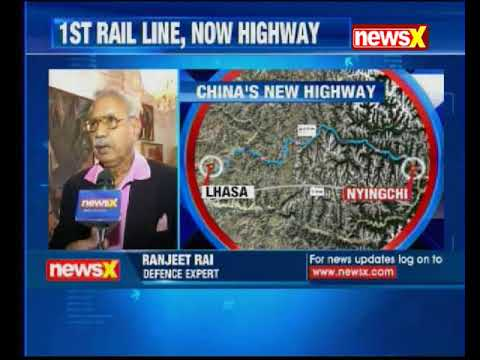 China opened 409 km new expressway linking Tibet's provincial capital lhasa with Nyingchi