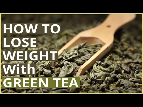 Caffeine green tea weight loss