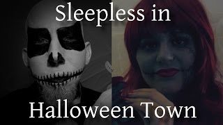 """Sleepless in Halloween Town"" / A Nightmare Before Christmas Role-play with Brittany ASMR"