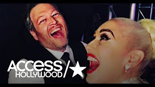 Blake Shelton Got Feedback From Gwen Stefani For New Album, 'Texoma Shore' | Access Hollywood