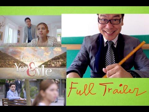 NAKAKAINIS!!! Robato Reaction on the Full Trailer of Imagine You & Me