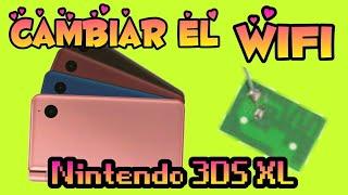 cambiar el wifi en una NINTENDO 3DS XL más DISTINTOS CONSEJOS -  almadgata