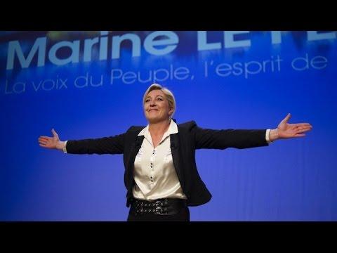 Prophétie sur Marine Le Pen.