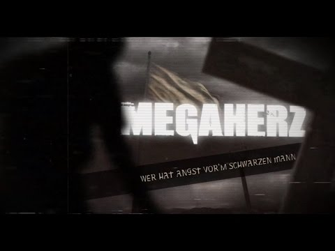 MEGAHERZ - Wer Hat Angst Vorm Schwarzen Mann? (Official Video) | Napalm Records