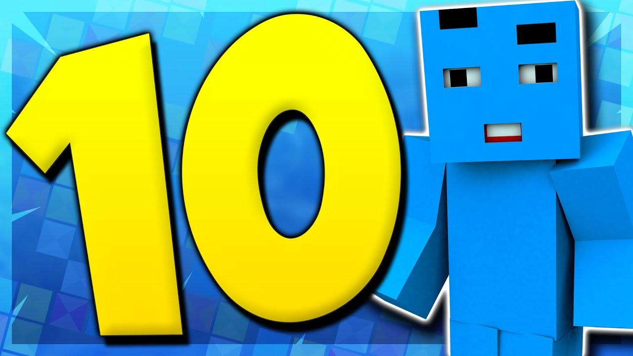 11 Blue Minecraft Skins! (Top Minecraft Skins)