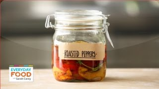 Roasted Bell Peppers - Everyday Food With Sarah Carey