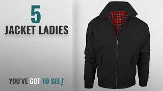 Top 10 Jacket Ladies [2018]: MyShoeStore Vintage Harrington Jacket Adults Unisex Mens Ladies Womens