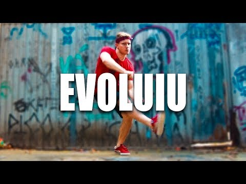 EVOLUIU - Kevin O Chris Feat Sodré I Coreógrafo Tiago Montalti