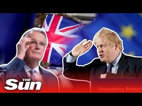 Brexit: what happens next now the UK has FINALLY left the EU