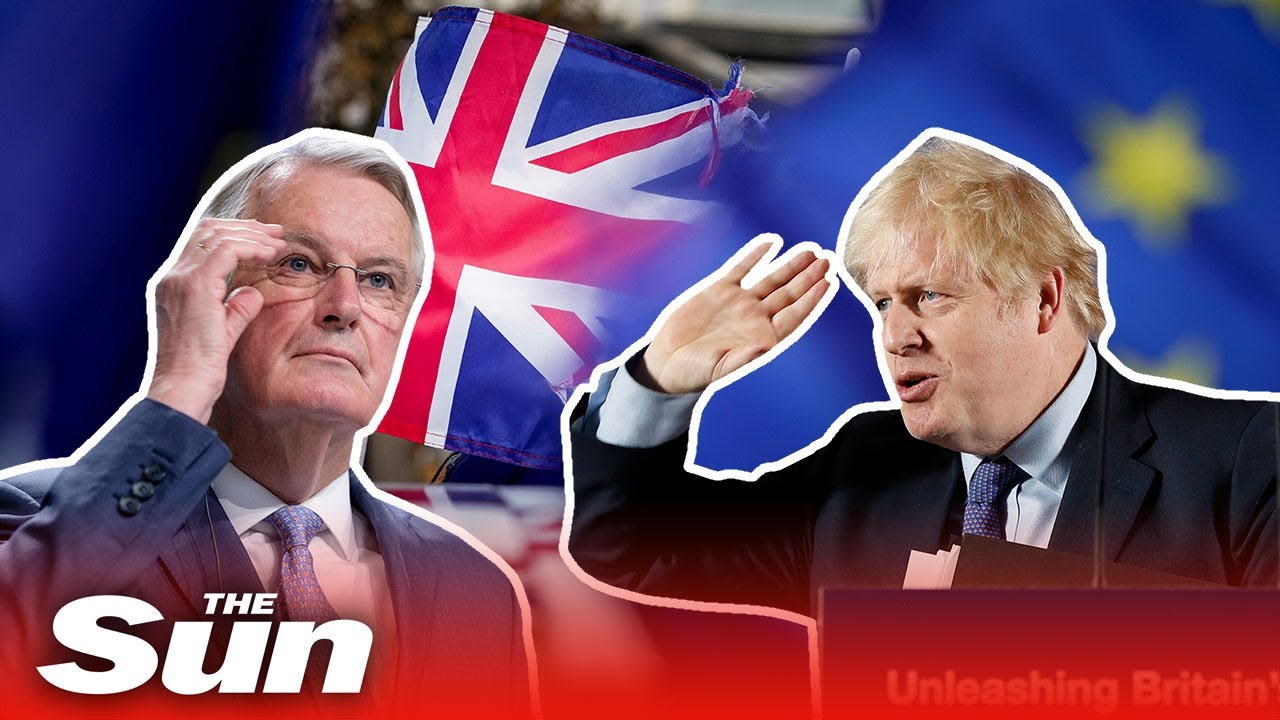Brexit: what happens next now the UK has FINALLY left the EU