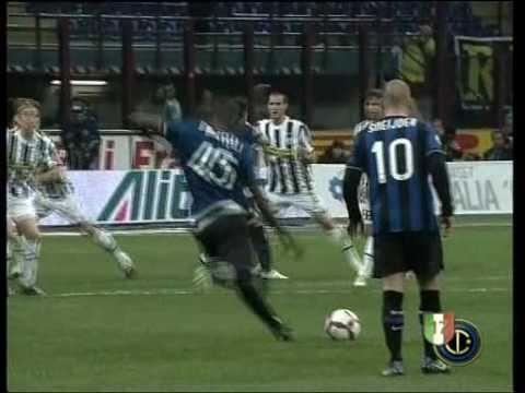 2009-2010 Inter vs Juventus 2-0