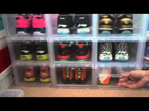 Where Do I Get My Drop Front Shoe Boxes From?