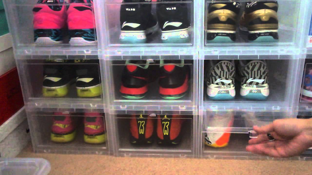 Shoe Storage Boxes Australia