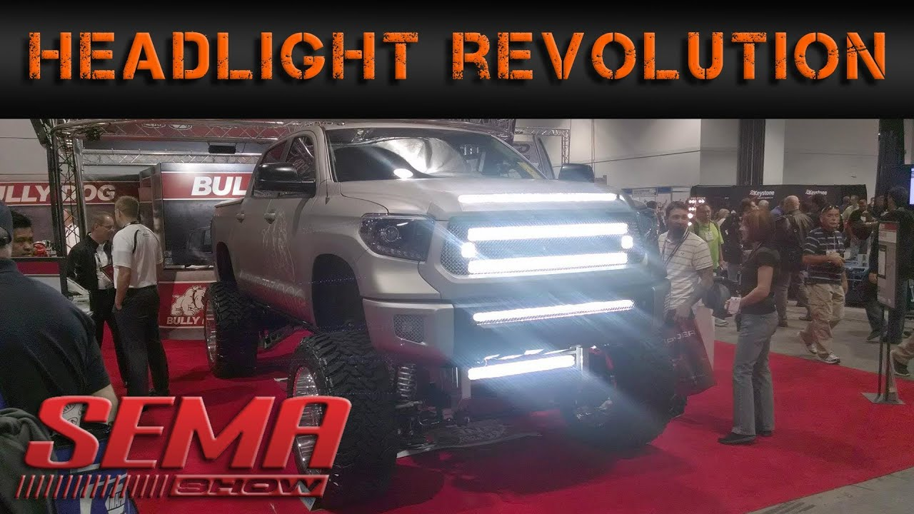 Brightest Tundra In The World Headlight Revolution