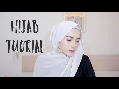 5 TUTORIAL PASHMINA ALA MALAYSIAN - ASHRYRRABANI