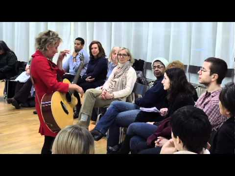 Mind-Body Healing Through the Arts: Allegra Themmen - Treat Your Voice Holistically