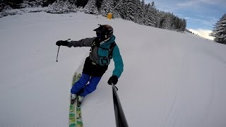 Bulgaria Skiing - BANSKO SKIING 3-4/1/2016 GoPro HERO 4