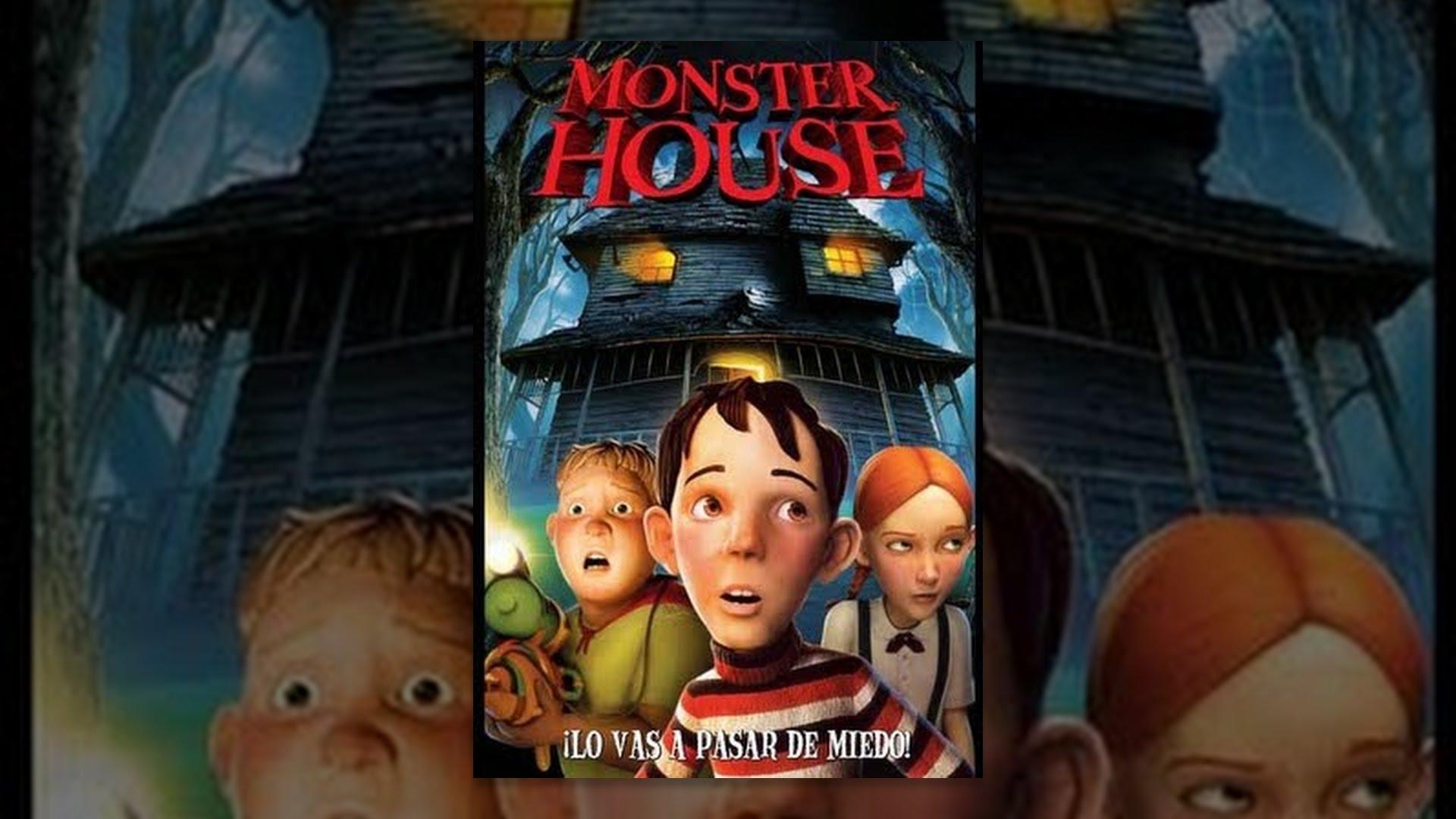 Monster House - YouTube