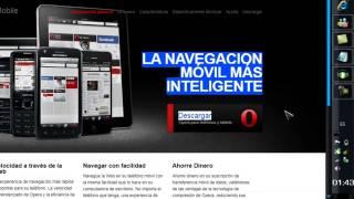Como descargar Opera Mini para varias marcas de Movil   YouTube 360p