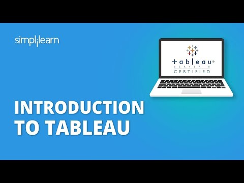 What Is Tableau: Power-Packed Tutorial for Beginners
