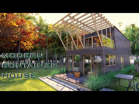 modern-design-container-house|-architectural-visualization|lumion9|-3danimation-|3drender-|realistic