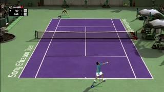 Top Spin 4 - Roger Federer vs. Rafael Nadal