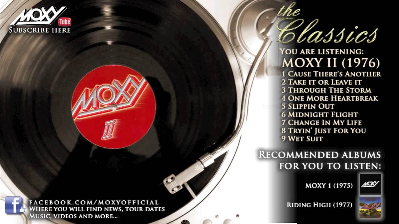 MOXY II Full album (the Classics 1976)