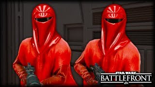 Day in the Life of a Royal Guard | Star Wars Battlefront